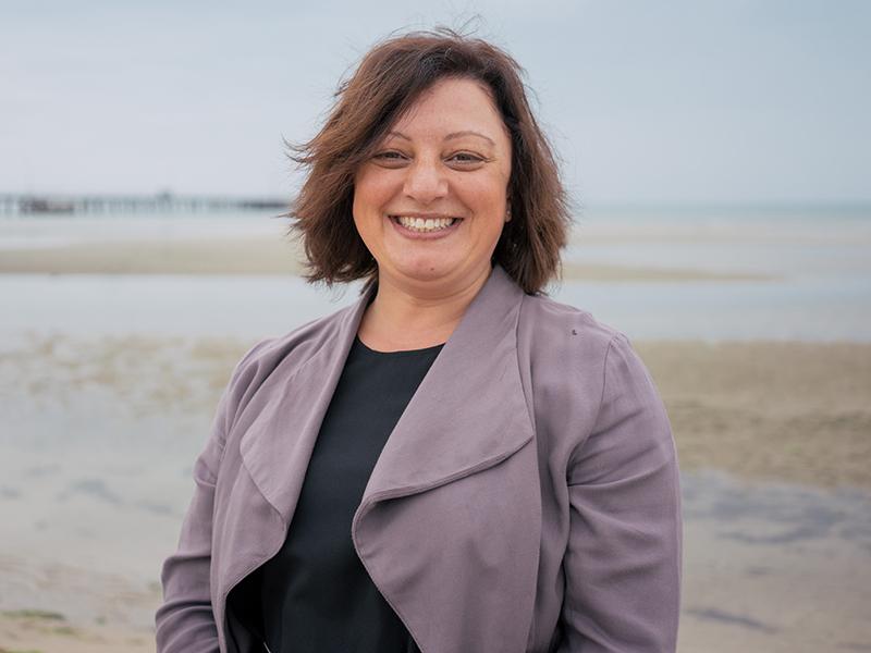 Christine Ganosis