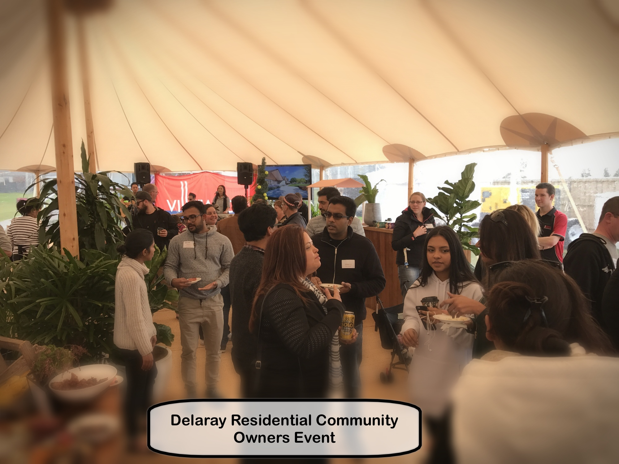 Delaray – Residential Community Event a success
