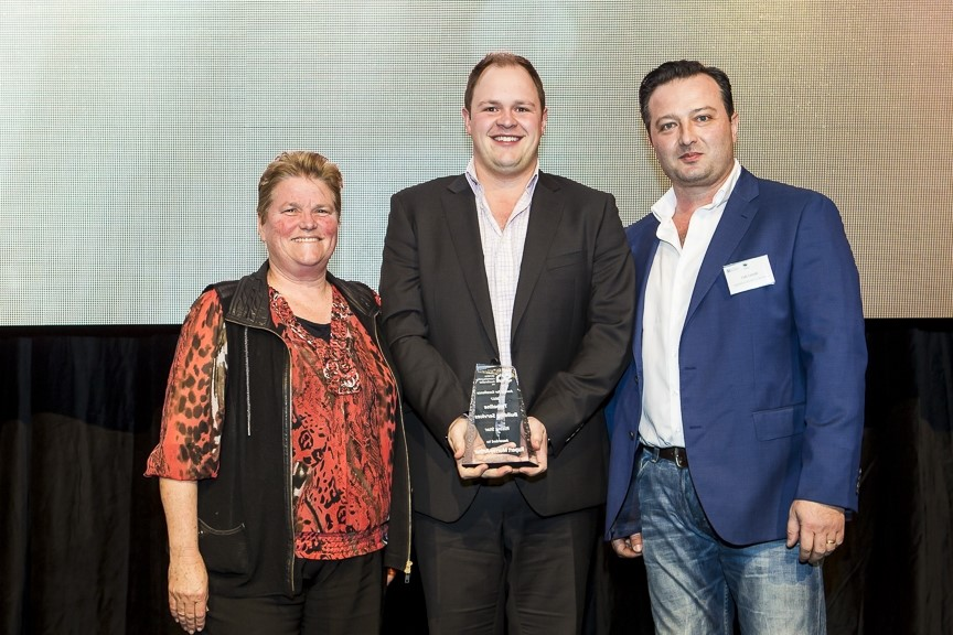Quantum General Manager wins 'Rising Star Award' from Strata Community Australia