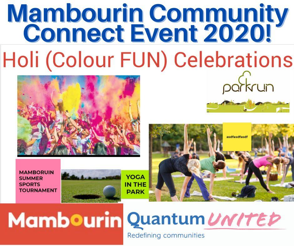 Quantum Community Connect Events